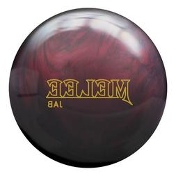 14lb NIB Radical COUNTER ATTACK PEARL Bowling Ball Undrilled RED PEARL